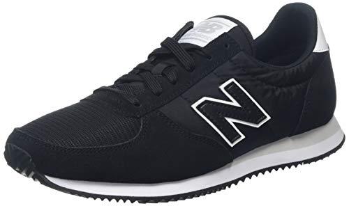 Uomo New black white Balance 220 Nero Formatori Black white rTtTXO