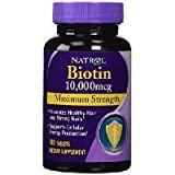 Biotin (10,000mcg) Maximum Strength (100ct Max-Strength (3 Bottles)) Thank you to all the patrons We hope that he has gained the trust from you again the next time the service