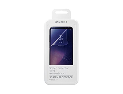 Cheap Screen Protectors OEM GENUINE Samsung Screen Protector 2Pack fo Galaxy S8+ SM-G955 Perfect Fit