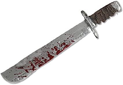 Friday The 13th Jason Voorhees Costume Accessory Machete