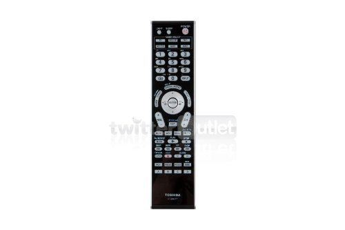 Toshiba Replacement Remotes (Genuine Toshiba CT-90277 Remote Control for LX177 series. Compatible with 42LX177 46LX177 52LX177 57LX177 LCD HDTV)