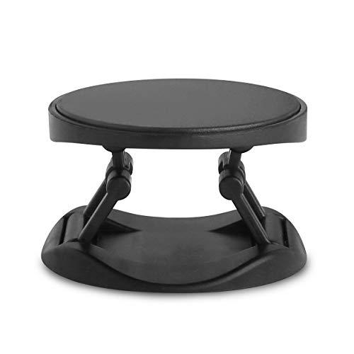 Gojizmo xPandaGrip Phone Holder Collapsible Grip Expander Finger Foldable Kickstand Multi-Functional (Black)
