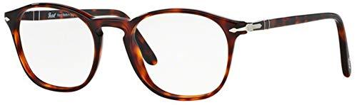 Persol PO 3007V Havana 50/19/145 Unisex Eyewear ()