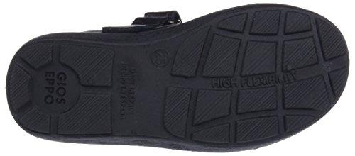 Gioseppo Gamma 2, Zapatillas Sin Cordones Para Niñas Negro (Black)