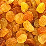 Raisins - Bulk Golden Raisins In 10 Pound Boxes - Freshest and highest quality dried fruits from US Based farmer market - Dried fruits for events, homes, restaurants, and bakeries. (10 LBS)