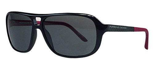 Sunglasses Men Rectangle Sun Glasses Grey Color Brand Design - 2