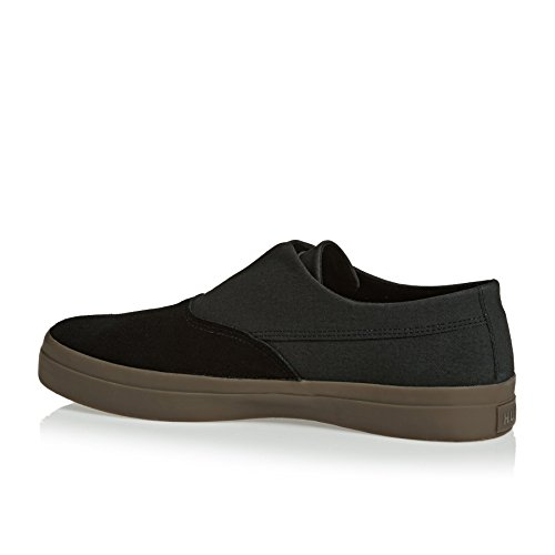 Gum Slip Dylan HUF Dark Black On Scarpa qUx7S1z