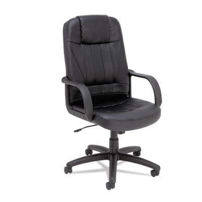 Alera Sparis Executive High-Back Swivel/Tilt Chair, Leather, -