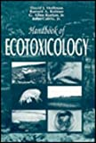 Handbook of Ecotoxicology 9780873715850
