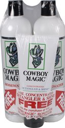 COWBOY MAGIC Horse Grooming Supplies
