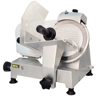 Buffalo Meat Slicer 220mm Food Electric Blade Cutter Commercial Restaurant
