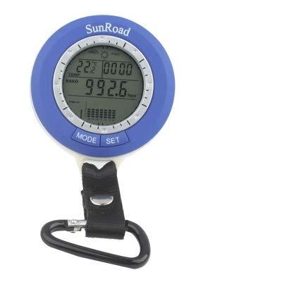 Fishing Pocket Digital Fishing Barometer with Altimeter Fishing Outdoor
