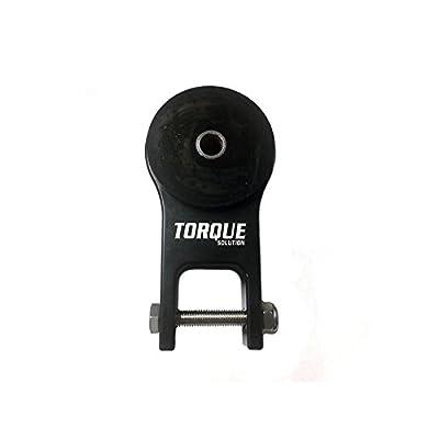 Torque Solution TS-ST-001 Aluminum Rear Engine Mount Kit(-Ford 13 ST/12+ Focus): Automotive