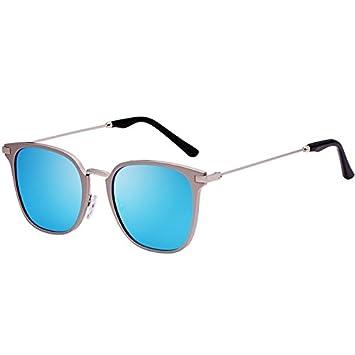 KLXEB Sonnenbrillen, Sonnenbrille, Spiegel, Spiegel, Spiegel Und Sonnenbrille, Silverlight