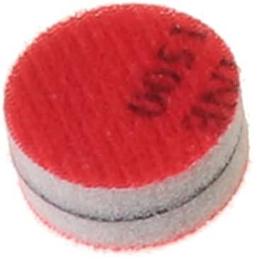 PWEI Drill Buffing Sponge Pads Car Foam Woolen Polishing Pads Kit for Car Buffer Polisher Sanding Waxing Sealing Glaze