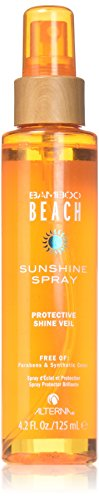 Sunshine Spray for Unisex, 4.2 Ounce (Anti Frizz Styling Shimmer)