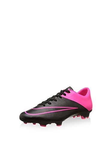 Football NIKE Men Pink Mercurial Black Fg Shoes Competition V Victory wfxHpq6
