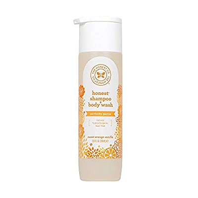 Honest Shampoo & Body Wash, Perfectly Gentle Sweet Orange Vanilla