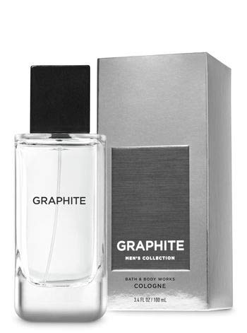 Bath & Body Works Signature Collection Graphite Cologne 100 mL (2019 Version) by Bath & Body Works