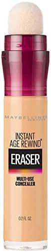 Maybelline Instant Age Rewind Eraser Dark Circles Treatment Multi-Use Concealer, Sand, 0.2 Fl Oz (Pack of 1)