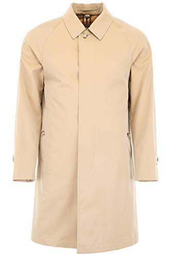 BURBERRY Men's 8002397 Beige Cotton Trench Coat Burberry Trench Coat Men