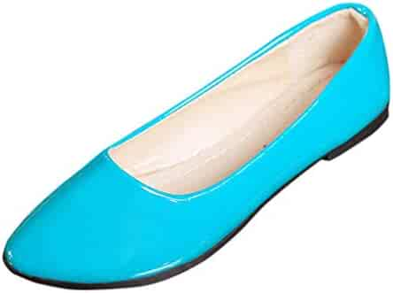 f0248cce2 Duseedik Women Ladies Slip On Flat Shoes Sandals Casual Colorful Shoes