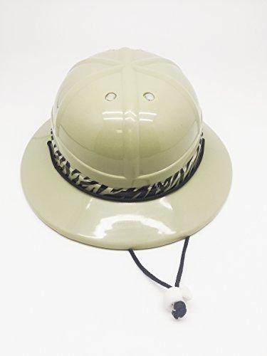 GiftExpress Kids' Hard Plastic Safari Pith (Plastic Kids Helmet)