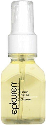 Epicuren Citrus Herbal Cleanser, 4 Ounce