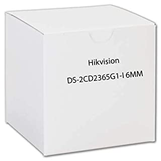 Hikvision TUR IP67 6MP 8MM WDR POE/12