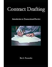 Contract Drafting: Introduction to Transactional Practice