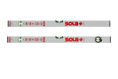 Sola-Livella Sola Con Profilo Cilindrico