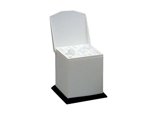 Zirc 28R825 Dispenser for Small Pellets, 4.76 cm x 4.76 cm x 5.24 cm Size