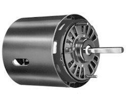 Fasco D1138 3.3-Inch Diameter Shaded Pole Motor, 1/50-1/80-1/140 HP, 115 Volts, 1500 RPM, 3 Speed.9-.6-.5 Amps, CW Rotation, Sleeve Bearing