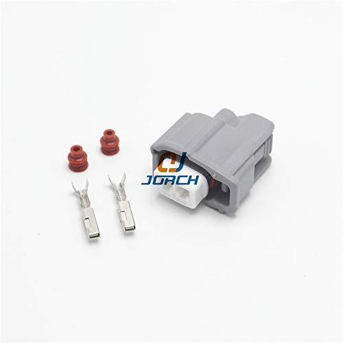 Amazon.com: Davitu 10 sets 2 Pin Toyota Honda corolla Fuel ...