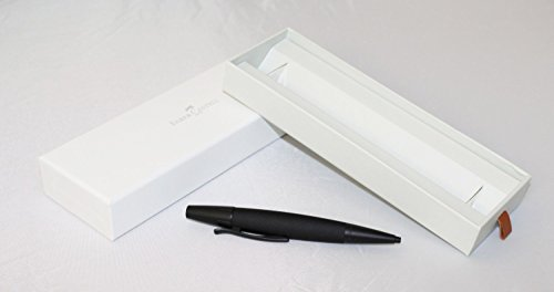 Faber-Castell E-Motion Black Wood/Chrome Bpnt Photo #2