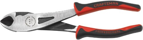 Craftsman 9-45768 8-Inch Bent Wide Jaw Diagonal Pliers