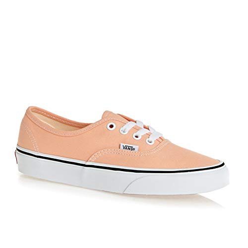 Mode Vans Baskets White Rainbow Apricot Adulte U Authentic Mixte Bleached True qOwUgRO