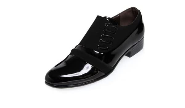 Amazon.com | Jackys Oxford Shoes 2018 Wedding Dress Formal Professional Business Patent Leather Derby Zapatos Hombre Vestir Metal Designs | Oxfords