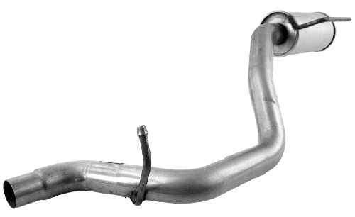 System Liberty Jeep Exhaust - Walker 55564 Resonator Assembly