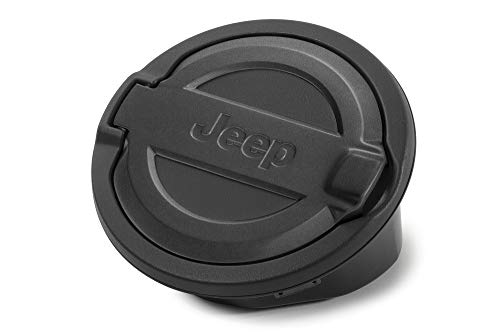 Jeep Fuel Door (Black) - 82215123