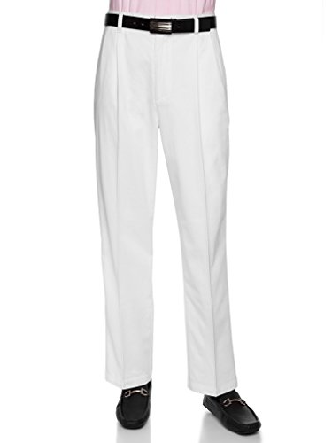 Front Stain Resistant Stretch Chino - 4