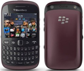 Blackberry Curve 9320 Unlocked Smart Phone - Velvet: Amazon
