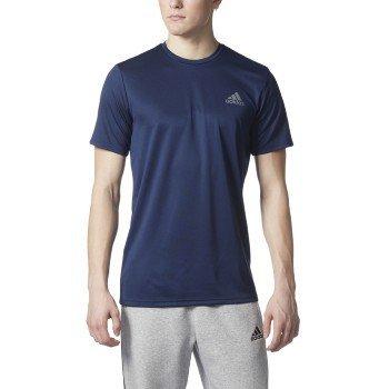 adidas Men's Training Essential Tech Tee, Collegiate Navy, 3X-Large