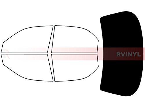 Rtint Window Tint Kit for Mazda 626 1993-1997 - Rear Windshield Kit - 5%