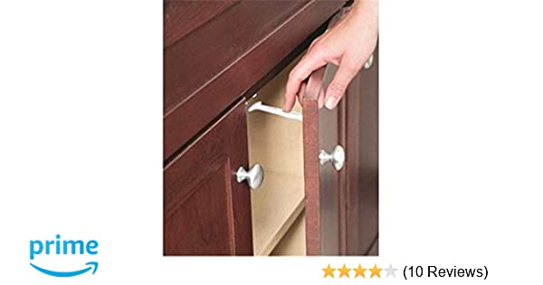 Safety 1st Wide Grip Cabinet and Drawer Latches 14 Pack White