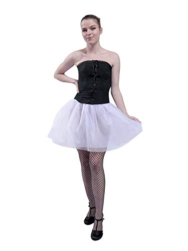 Pinterest Ideas For Halloween (BellaSous Classic Layered Tutu for Costumes, Fun Runs,and Everyday Wear Over Leggings (One Size,)