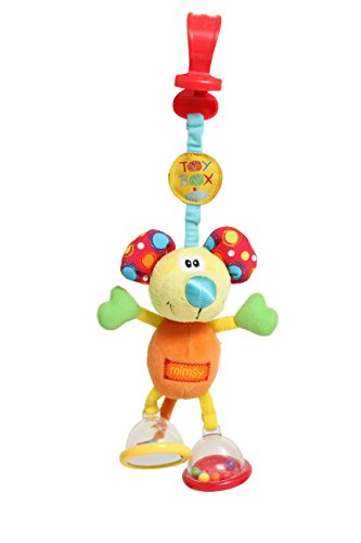 Playgro 0101141139 Toy Box Dingly Dangly Mimsy