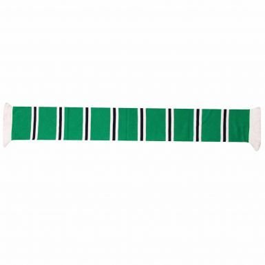 Traditional Plymouth Argyle 'Pilgrims' Striped Bar Scarf (Plymouth Bar)