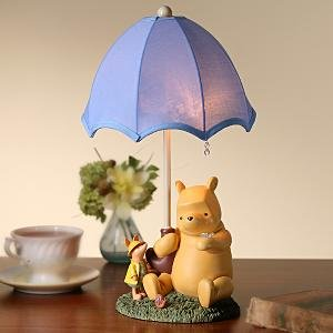 Amazon winnie the pooh lamp light with piglet nursery lamps winnie the pooh lamp light with piglet aloadofball Images