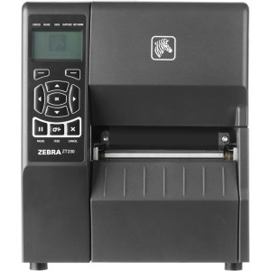 (Zebra ZT230 Direct Thermal Printer - Monochrome - Desktop - Label Print - 4.09